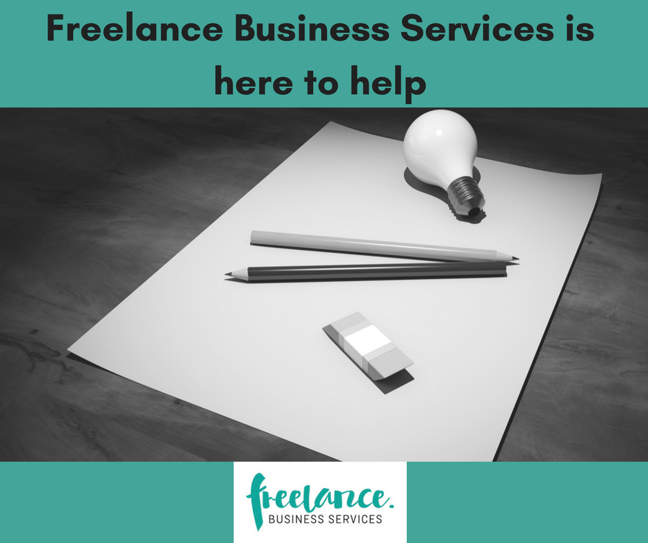 Freelance business services is here to help